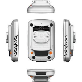 Bryton Rider 10 E - Ciclocomputadores inalámbricos - blanco